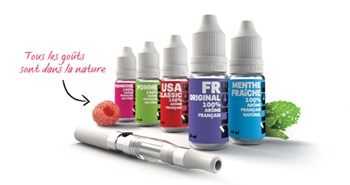 Made in France des e-liquides premium